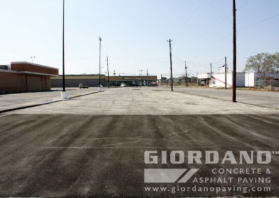 Asphalt Strip and Lay 16