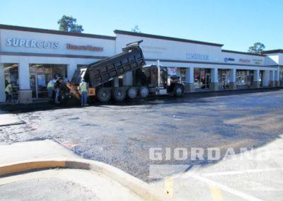 Giordano Asphalt Overlay January 1