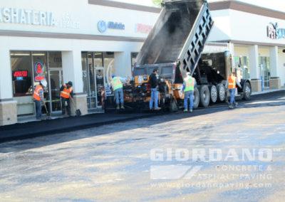 Giordano Asphalt Overlay January 2