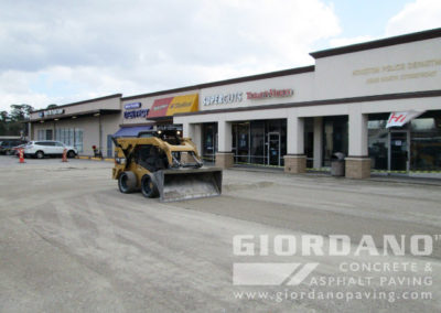 Giordano Base Stabilization January 9